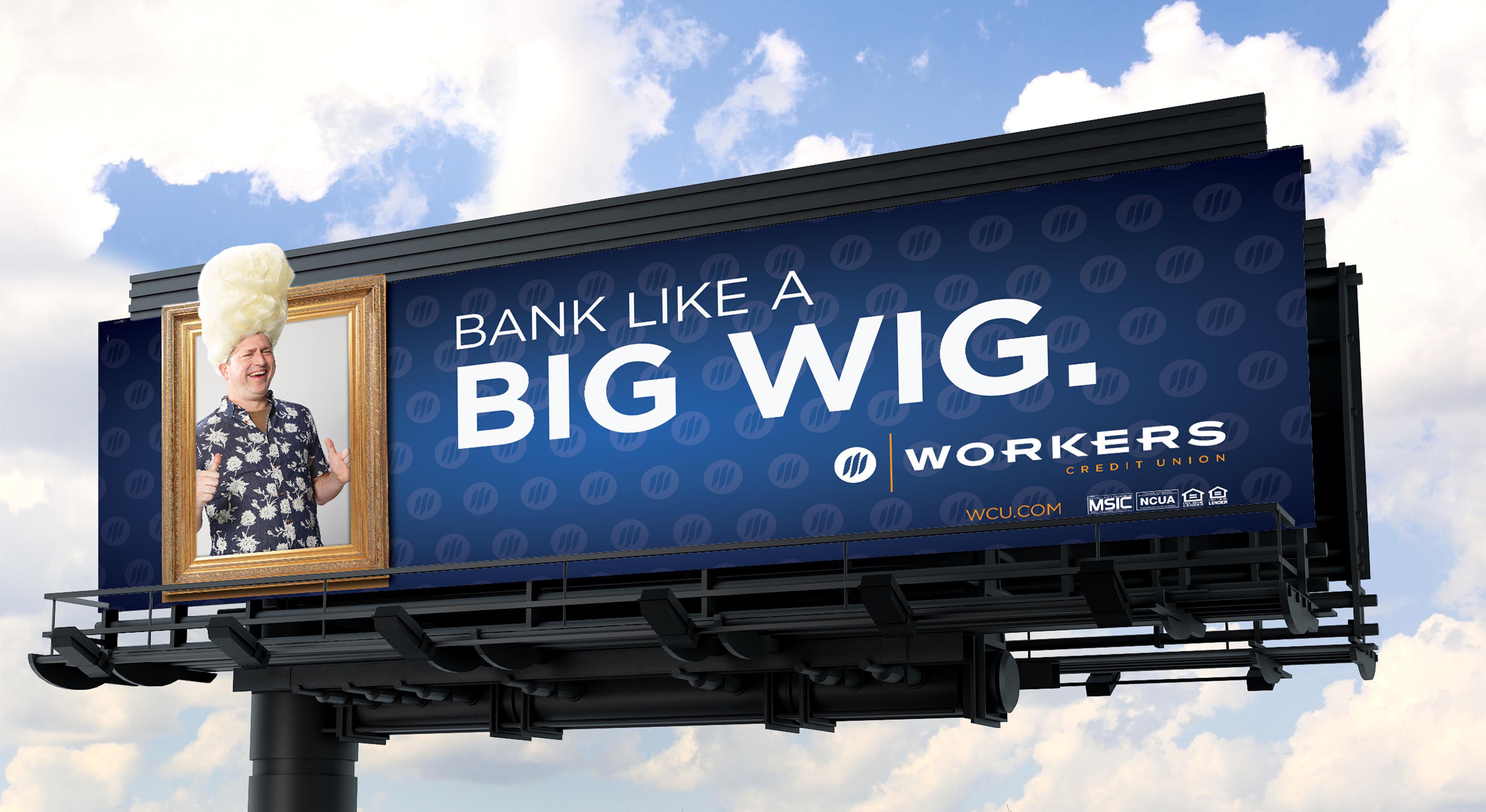 Workers Billboard
