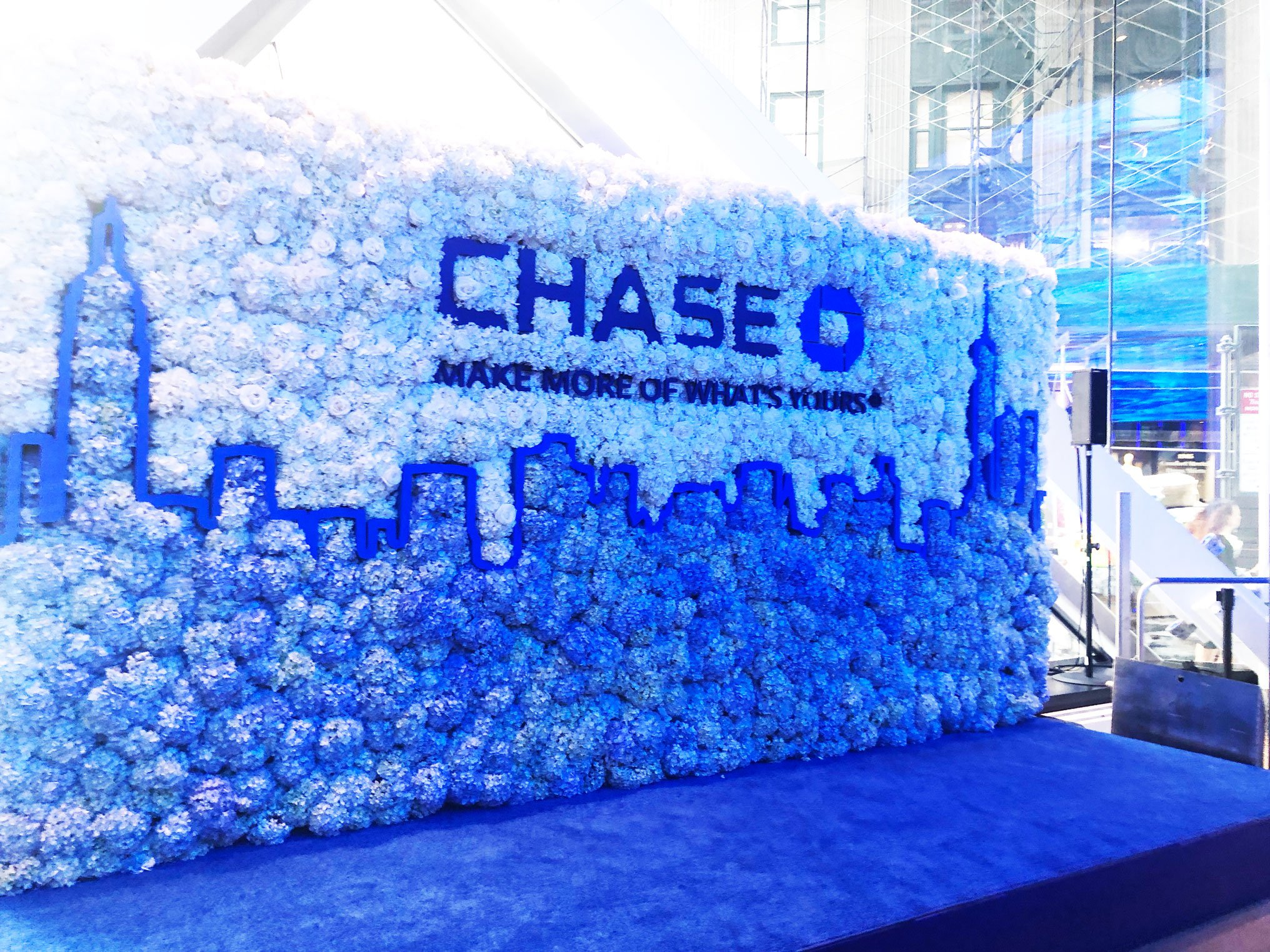 Chase Doubles Down on Branches