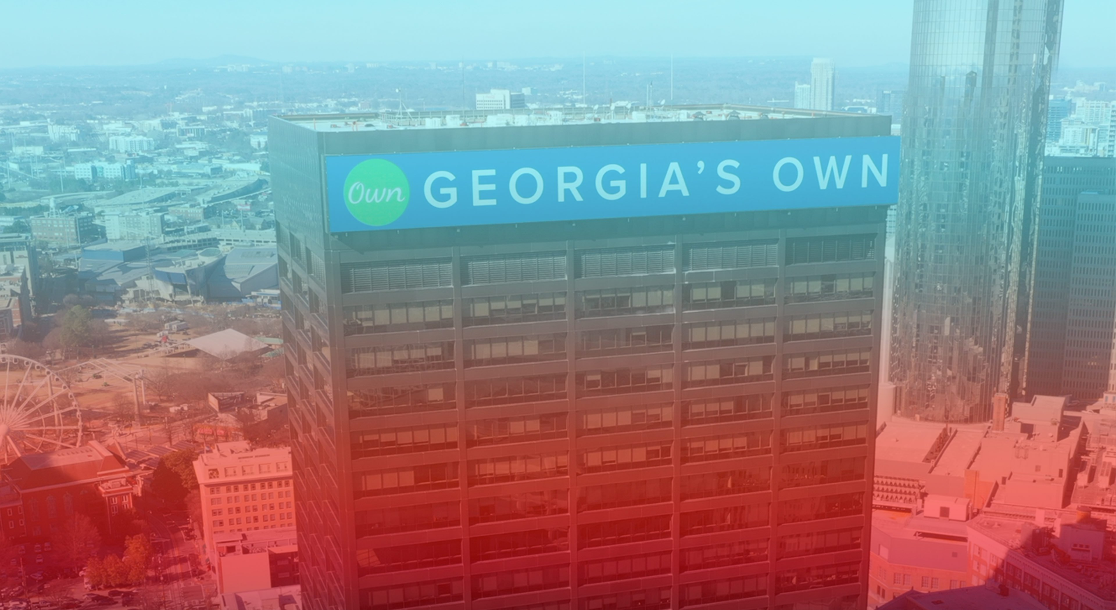 Georgia's Own Credit Union Sign News