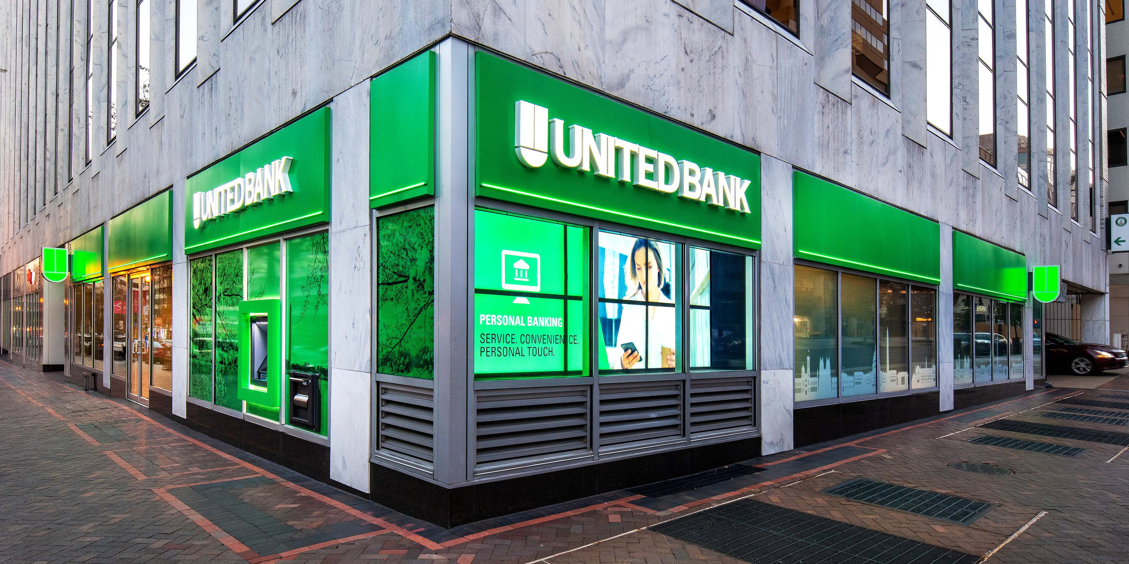 United Bank DC Expansion Case Study